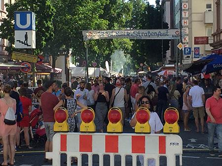 Bergerstrassenfest